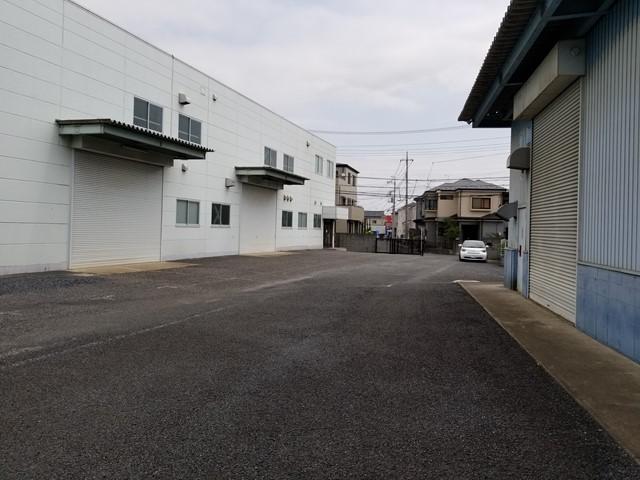 桶川市加納工場(外観)