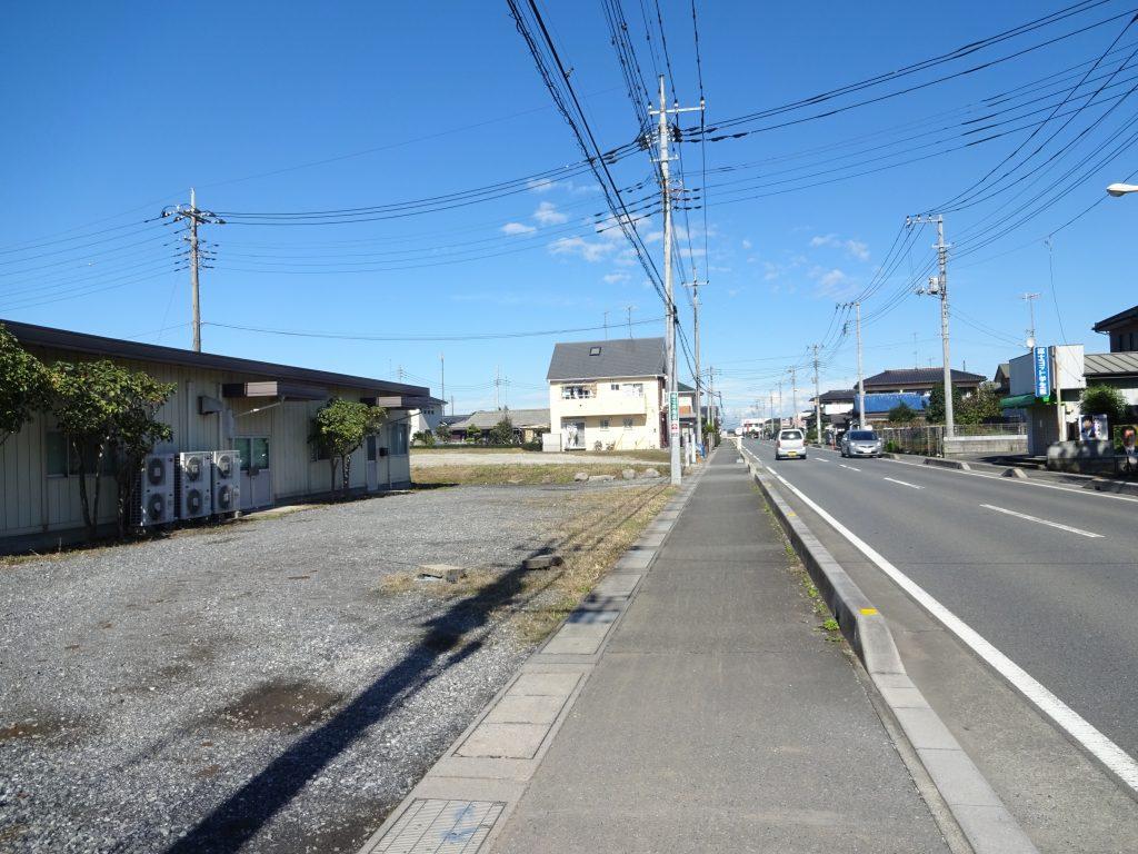 市街化調整区域の倉庫