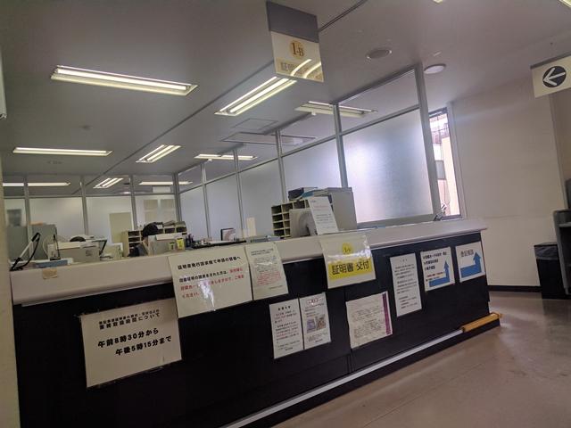 江戸川区法務局