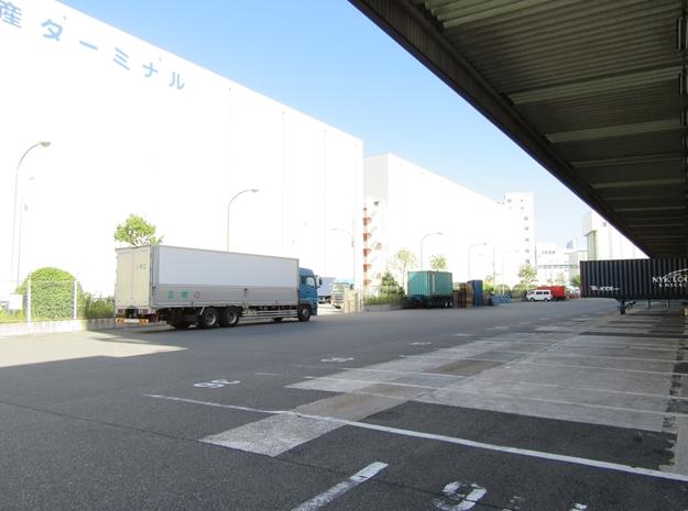 大田区東海5丁目 大井5号倉庫