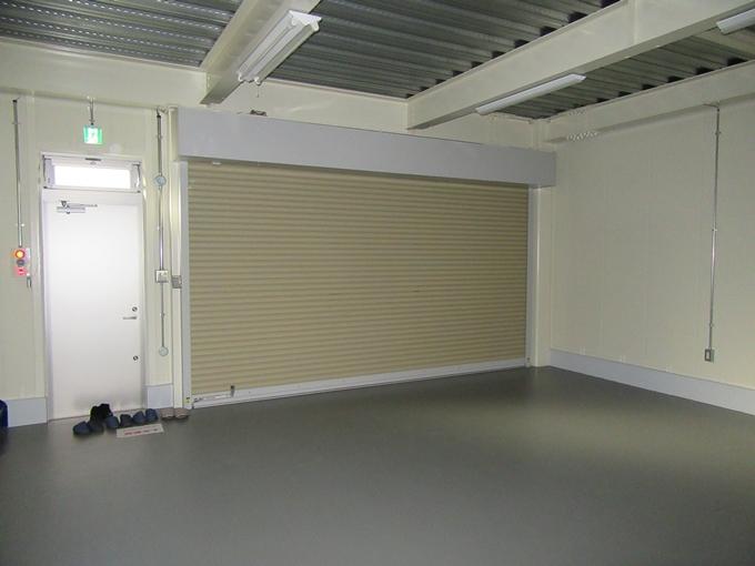 事務所付き倉庫