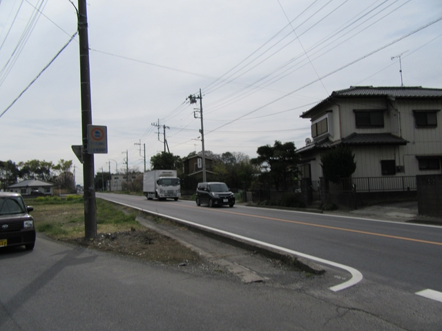 加須市下樋遣川